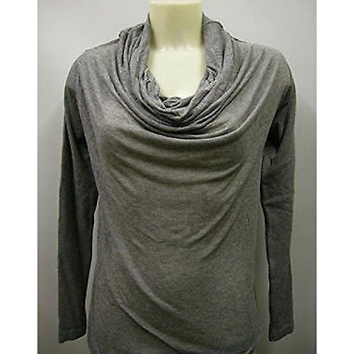 t-shirt-stricken-pullover-frau-max-mara-kunst-rina-tm-kol-059-mel-grau-grau-italien