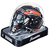 Franklin Sports Eishockey-Sammelartikel Torwart-Helm Mini, Design: Logo Einer NHL-Mannschaft, Unisex, 7784F09, Philadelphia Flyers, Einheitsgröße