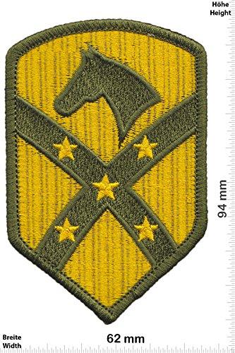 Army U.S Aufn/äher Embleme B/ügelbild Aufb/ügler HQ Patch-Iron-U.S - Military Iron On Patches Army