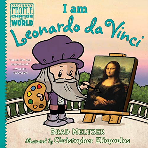I Am Leonardo da Vinci (Ordinary People Change the World) (English Edition)