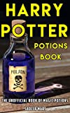 #10: Harry Potter Potions Book: The Unofficial Book of Magic Potions