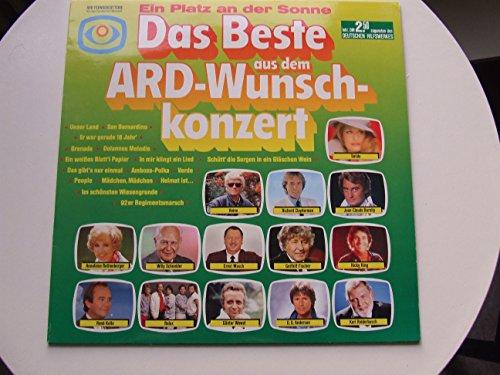 Das Beste aus dem ARD Wunschkonzert (1986) [Vinyl LP]