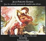 Jean-Philippe Rameau : Zoroastre et Zaïs