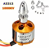 EsportsMJJ 1000Kv Brushless Motor 3.17 mm Wellen Elektromotor