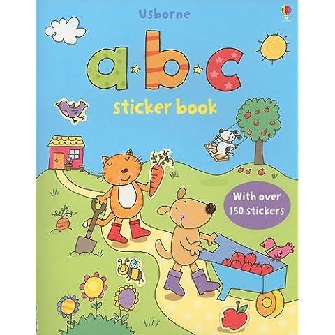 ABC Sticker (Abc Sticker Book)