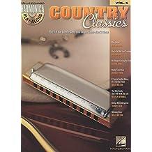 harmonica Play-Along vol.5 Country Classics + CD