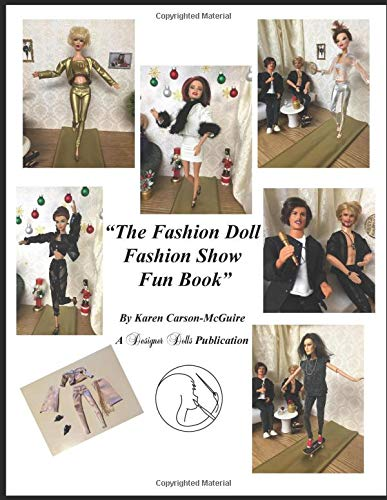 Show Fun Book: by Designer Dolls (Fashion Doll Fashion Show Fun Book - March 2019, Band 1) ()