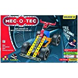 Toyztrend Mec - O - Tec Metal Construction Set Of Cars With Pull Back Mechanism For Kids Ages 6+