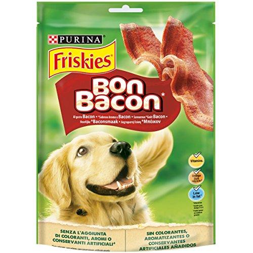 Purina Friskies Bon Bacon golosinas y chuches para perros 6 x 120...