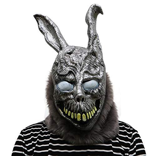 toon Kaninchen Maske Lustige Kaninchen Halloween Party Kostüm Cosplay Karneval Maske Lieferungen ()