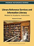 Library Reference Services and Information Literacy: Models for Academic Institution not only advocates for a more intentional integration of reference and instructional services, but it also provides organisational background, staff objectives, and ...