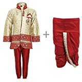 ahhaaaa Sherwani, Payjama and Dhoti Pant Set for Boys (12-24 Months)
