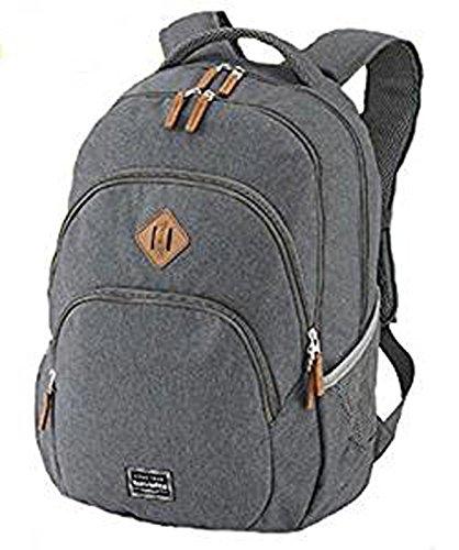 Travelite Basics Melange Rucksack 45 cm anthrazit