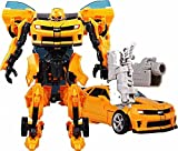 Pepperonz Robot to Car Converting Transformer Toy For Kids