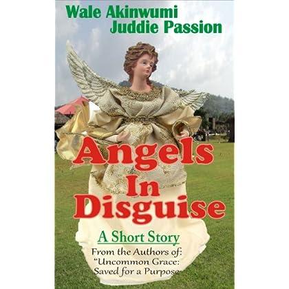 ANGES EN CACHER (Uncommon Grace Series t. 1)