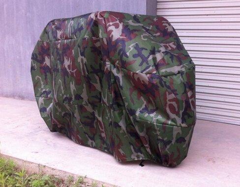Camouflage-Housse-Protection-Couverture-de-moto