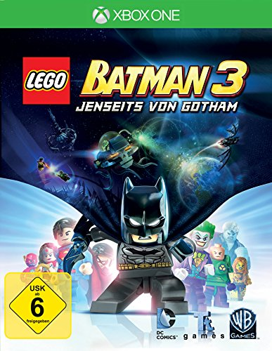 LEGO Batman 3 - Jenseits von Gotham - [Xbox One] - Jones Lego Indiana Xbox