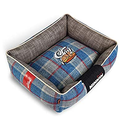GWM Pet Mat, Large Dog Kennel Cat House Removable And Washable Nest Wear-resistant Bite Pet Bed by GWM