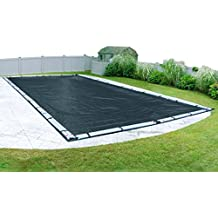 Pool Mate 462040RPM Classic Winter Cover for In-Ground Swimming Pool, 20 x 40'