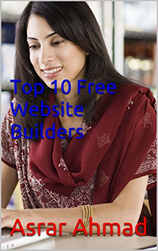 Top 10 Free Website Builders (Online Earning Book 2) (English Edition)