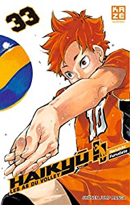 Haikyu!! Les AS du Volley Edition simple Tome 33