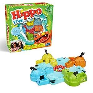 Hasbro Juegos 98936398Hippo Flipp, Preescolar Parte