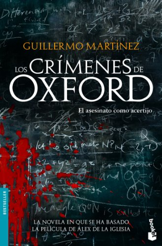 Los crímenes de Oxford (Booket Logista)