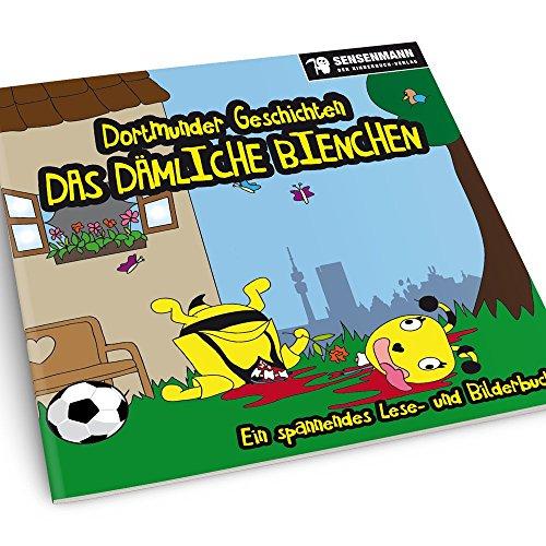 Preisvergleich Produktbild Anti-Dortmund fieses Kinderbuch - Das dämliche Bienchen
