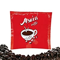 ESE Coffee Pod Red Espresso | Roasted in Italy | 50 x 7 g