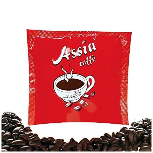 ESE Coffee Pod Red Espresso Ristretto | Roasted in Italy (50)