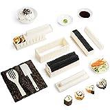 Sushi maker kit 10 Piece DIY sushi set  Sushi corredo del creatore Sushi roll Maker
