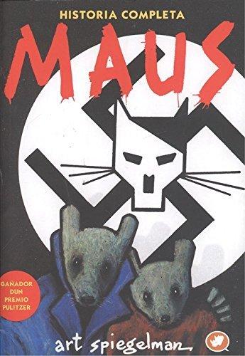 Maus: Historia completa (Novela Gráfica) por Art Spiegelman