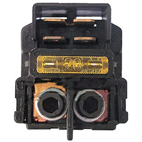 A New Starter Relay Solenoid Motorcycle Fitting Fit For Honda VT1100 Spirit Aero 1997 1998 1999 2000 2001 2002 2003 2004 2005 2006