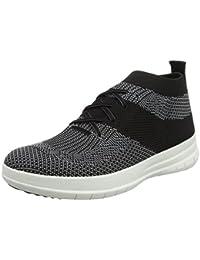 Fiorucci FDAG035, Zapatillas para Mujer, Negro, 38 EU