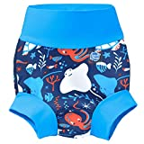Splash About Happy Nappy Pañal de Baño Reutilizable - Under The Sea 2-3 Años