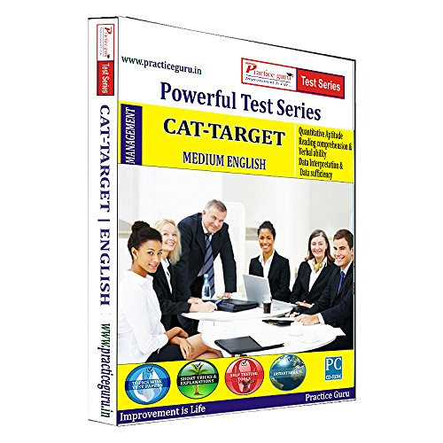 Practice Guru CAT Target Test Series (CD)