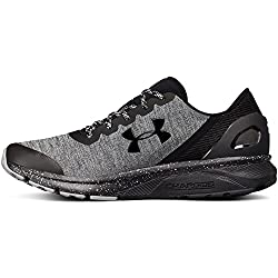 Under Armour UA Charged Escape, Zapatillas de Running Para Hombre, Negro (Black), 43 EU