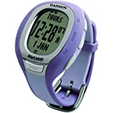 Garmin FR60 with Heart Rate Monitor – Lilac (Womens)
