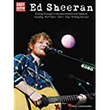 Sheeran Ed For Easy Guitar Guitar Book (Easy Guitar Play Along)