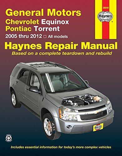 general-motors-chevrolet-equinox-and-pontiac-torrent-2005-thru-2012-all-models-haynes-automotive-rep
