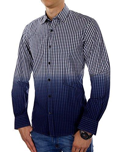 ANTONY MORATO Kollektion 3 Herren Hemd Shirt Business Freizeit 1736 Modell 8 Kariert