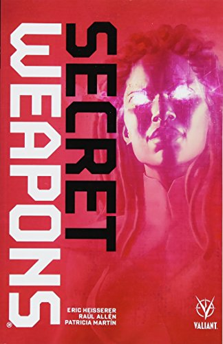 Secret Weapons por Eric Heisserer
