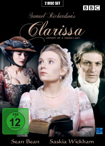 Samuel Richardson`s Clarissa - History Of A Young Lady [2 DVDs]