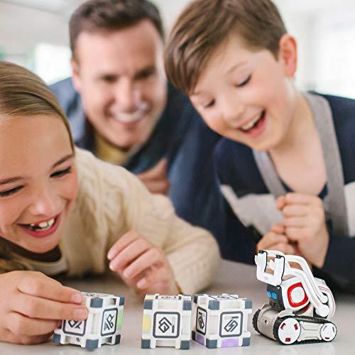 51UeVl539tL [Bon Plan Netatmo] Cozmo par Anki, un robot pour enfants et adultes pour jouer et apprendre à coder