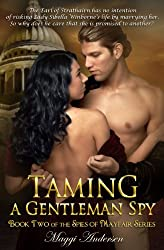 Taming A Gentleman Spy (The Spies of Mayfair Book 2)