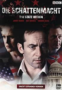 Die Schattenmacht - The State Within (Extended Version)  [2 DVDs]
