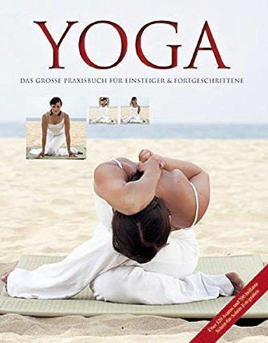 Preisvergleich Produktbild Yoga: Das große Praxisbuch für Einsteiger & Fortgeschrittene
