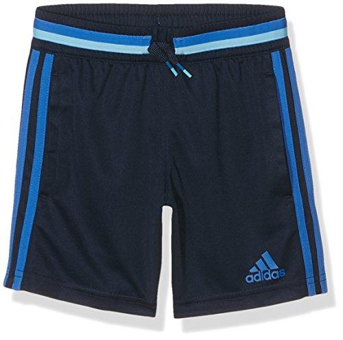 adidas Kinder Condivo 16 Training Shorts, Collegiate Navy/Blue/Bright Cyan, 152, AB3115