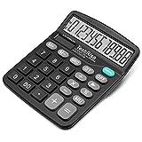 Calcolatrice, TechRise Funzione Standard Tavolo Calcolatrice