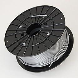 PLA Filament 1kg Silver || 3D Galaxy